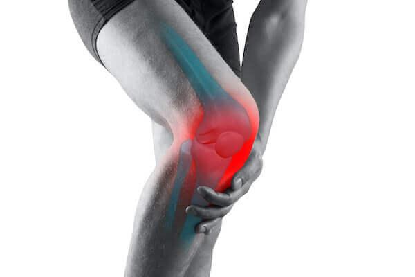 Schlittenprothese knie wie lange krank