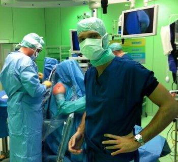 Hüft Operation Gerald Gruber Graz